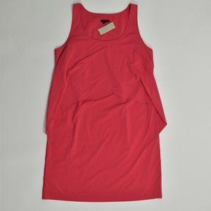 Ann Taylor Regular 10 Pink   Empire Loose Dress Po